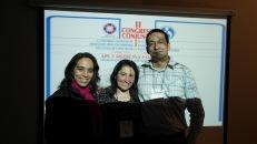 Dra. Isabel Mora, Dra. Karina Villarroel, Dr. Jorge López